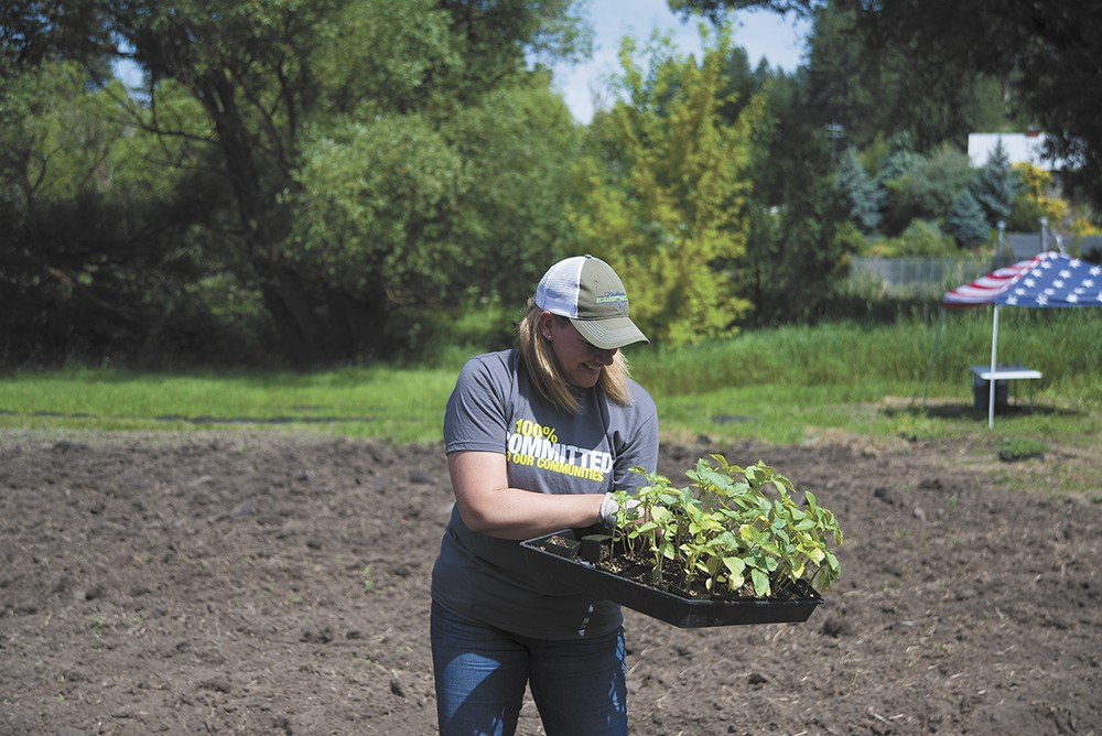 Vets on the Farm teaches former military members farming basics.