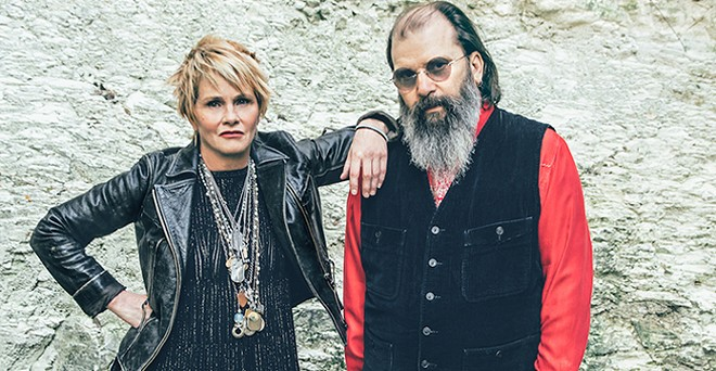 Shawn Colvin and Steve Earle have joined forces for a new folk duo, and come to Spokane in August.