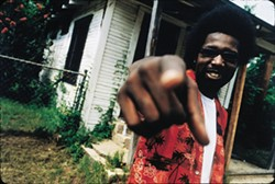 Afroman hits Spokane Saturday.