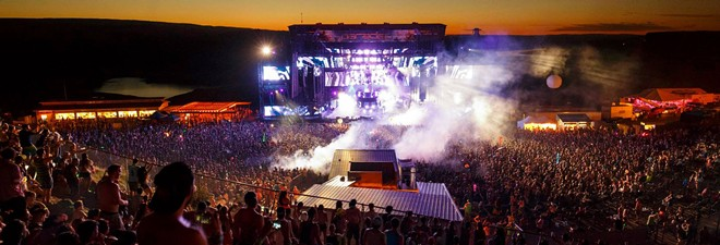 Paradiso tickets aren't quite sold out yet this year.
