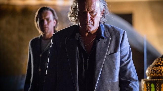 Stellan Skarsgard stars as a Russian mobster in Our Kind of Traitor.