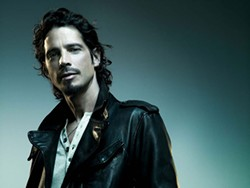 Chris Cornell plays Spokane tonight on his 52nd birthday.