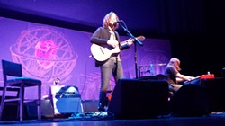 Chris Cornell at the Martin Woldson Theater at the Fox. - DAN NAILEN
