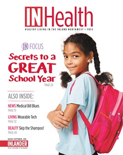 Find the newest issue of InHealth magazine on stands now.
