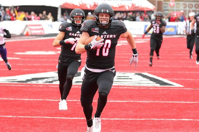 Cooper Kupp appears to be NFL-bound - EWU ATHLETICS