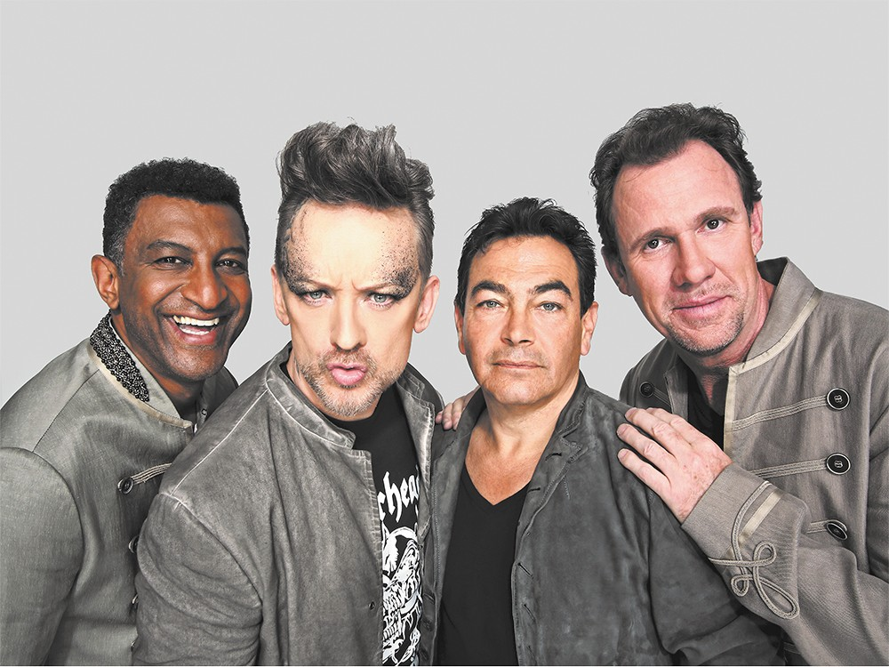 Culture Club is in the midst of the band's biggest-ever tour.