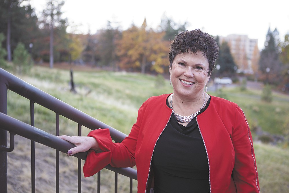 Laura McAloon, Condon's recent pick for city attorney, argues that electing city attorneys would just make the position all the more political.