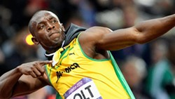 Usain Bolt again claims title of fastest man alive