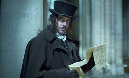 Norrell's brooding assistant Childermass was one of the most interesting characters of the show.