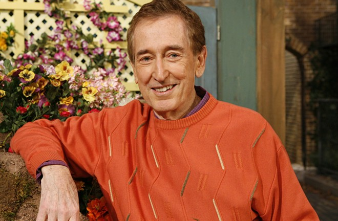 Former Sesame Street actor Bob McGrath was in Spokane Thursday.