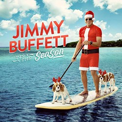 Jimmy Buffett's new Christmas album