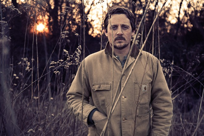 Sturgill Simpson headlines the Knitting Factory on Wednesday