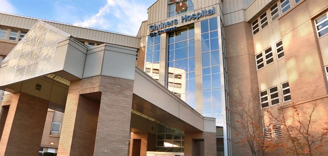 The Spokane Shriners Hospital opens a new radiology suite Friday.