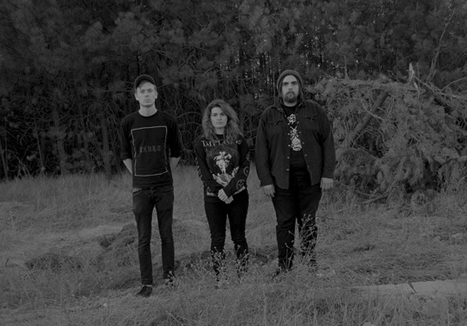 Local rockers East Sherman celebrate a new EP this week.