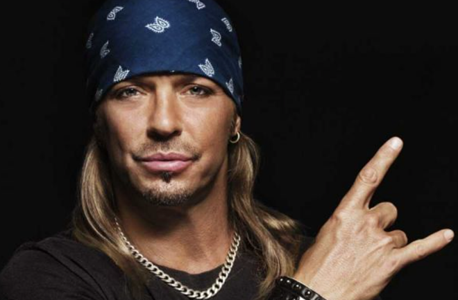 Bret Michaels is here to wreck your halls.