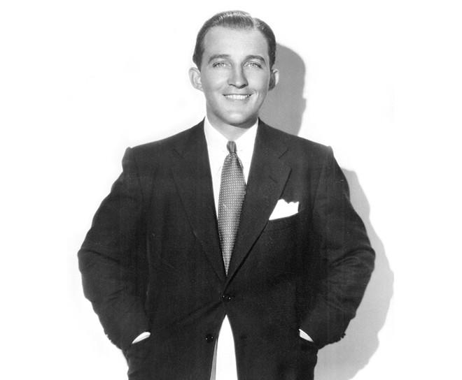 Spokane homeboy Bing Crosby led the way.