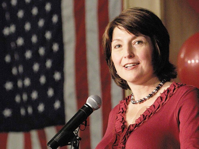 Cathy McMorris Rodgers, Donald Trump's pick for Secretary of the Interior, is a Republican. That's most of what you need to know right there.