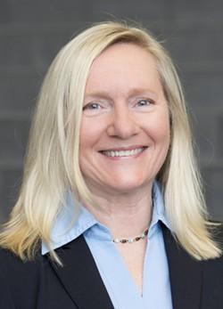 WSU College of Nursing professor Marian Wilson - COURTESY OF WSU