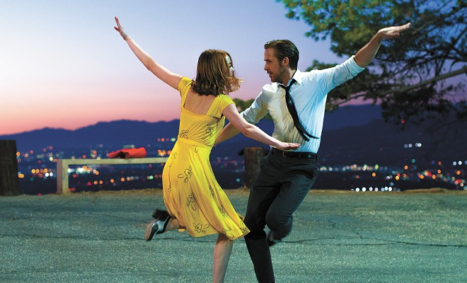 Emma Stone and Ryan Gosling will make you believe in song.