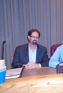 Until recently, Troy Bruner was the chair of the City of Spokane Ethics Commission - PHOTO COURTESY OF TROY BRUNER
