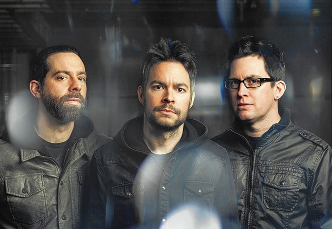 Chevelle headlines in Spokane this week.
