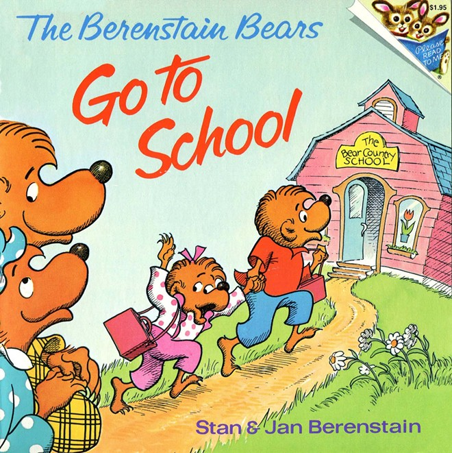 But do the Berenstain Bears qualify for vouchers?