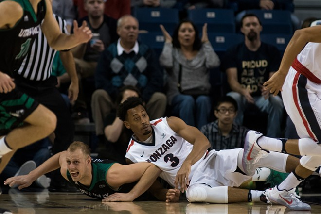 Johnathan Williams is one of the top-tier transfers who helped Gonzaga get back to No. 1 in the polls.