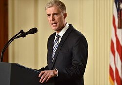 Supreme Court nominee Neil Gorsuch