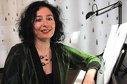 Elena Kats-Chernin debuts a piece inspired by Picasso at Barrister Winery on Feb. 24.