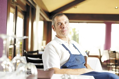 Chef Zirroti opened Fleur de Sel in 2008. - YOUNG KWAK
