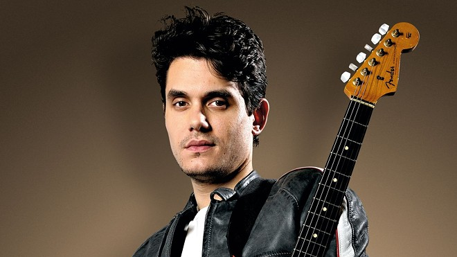 John Mayer is set to perform at the Gorge Amphitheatre on July 21.