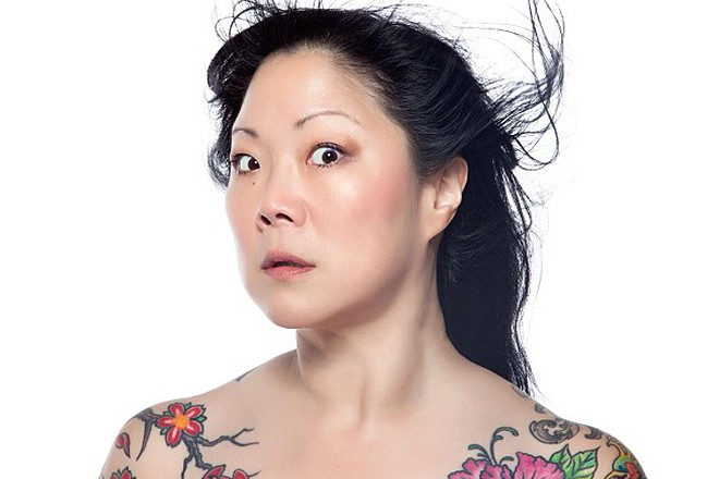 Margaret Cho performs at Northern Quest on June. 1.