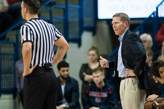 The Mark Few-led Zags are in the WCC tournament championship for the 20th straight season.
