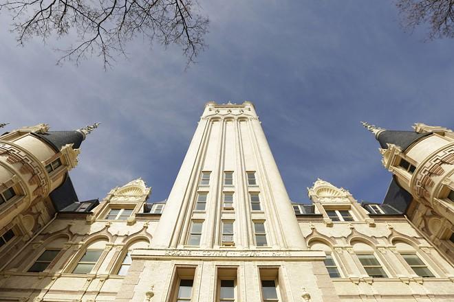Spokane County Superior Courthouse - YOUNG KWAK PHOTO