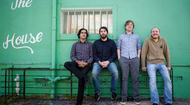 Explosions in the Sky headline the Knitting Factory on Sept. 23.