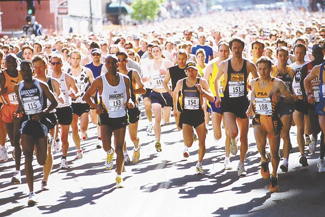 Bloomsday 2001
