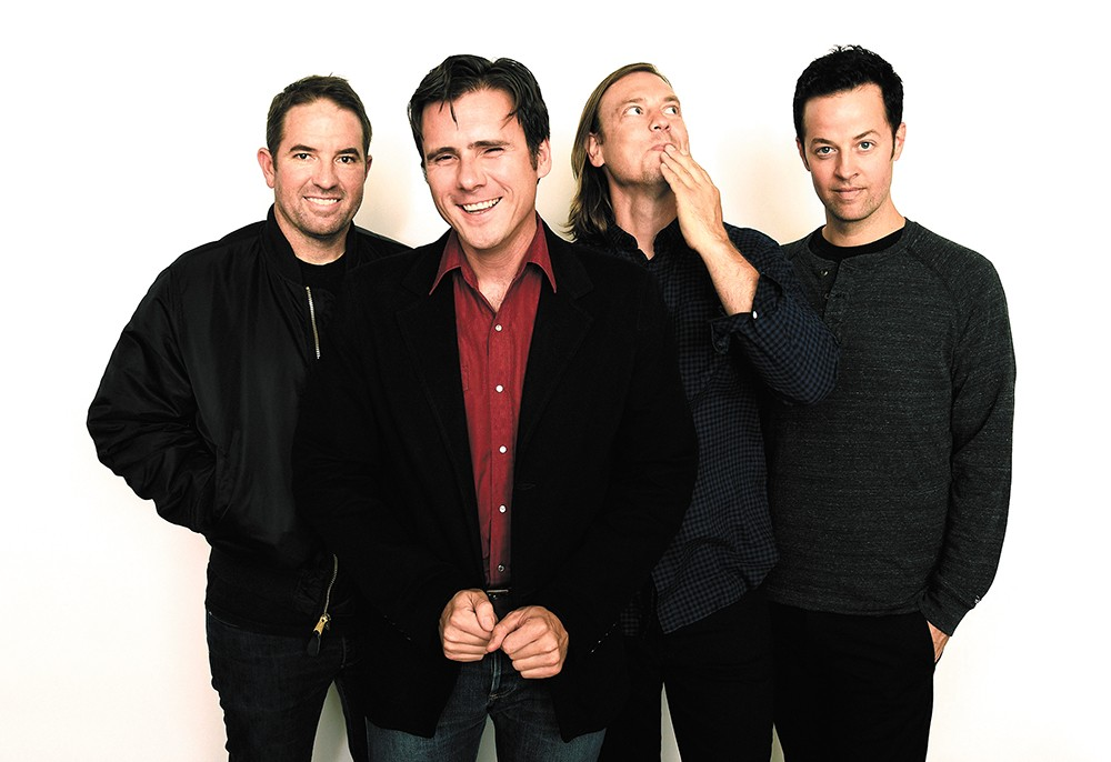 Jimmy Eat World released their ninth album, Integrity Blues, last fall.
