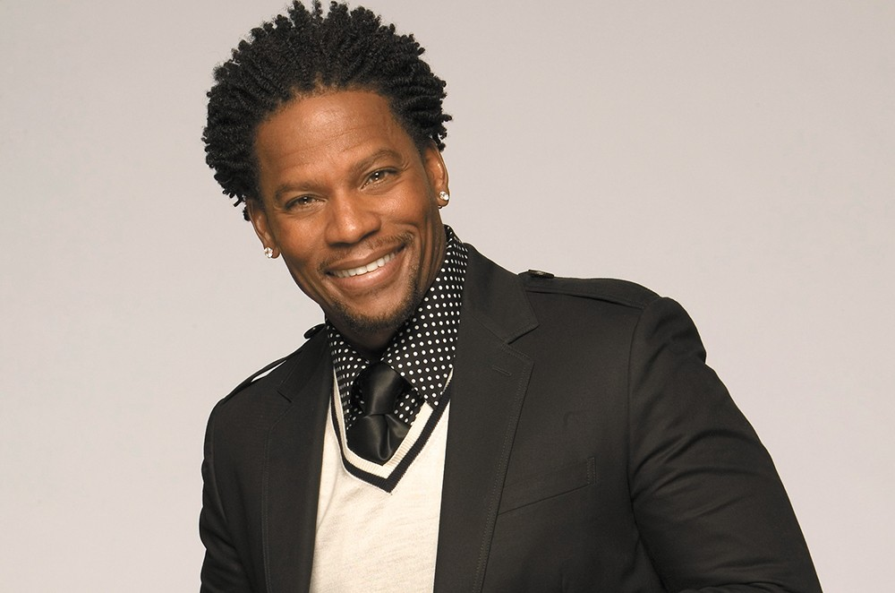 D.L. Hughley: From Spike Lee to CBS.