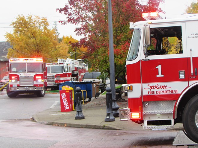 The firefighters union hasn't necessarily been pleased with the way the national fire chief search has gone so far. - DANIEL WALTERS PHOTO