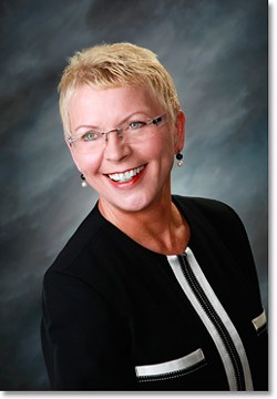 Gullickson is leaving SFCC for another community college, in Virginia. - COURTESY OF SFCC