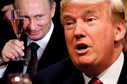 Putin and Trump: With friends like these...