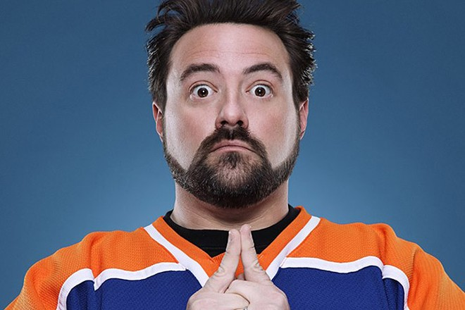 Kevin Smith is doing four shows at Spokane Comedy Club over Memorial Day weekend.