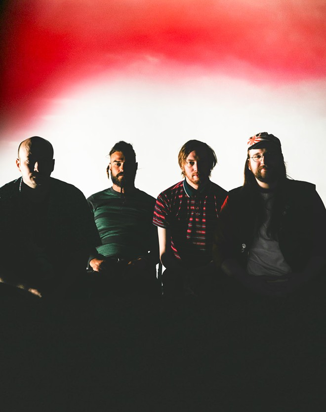 Empty Eyes play the Red Room Lounge on Saturday.
