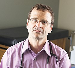 """Dr. John McCarthy: """"We should probably have 300 to 350 residents [in Eastern Washington]."""""""