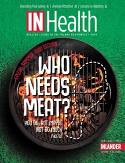 It's the new Issue! Look for our June/July issue of InHealth, on stands soon!