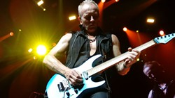 Def Leppard guitarist Phil Collen. - DAN NAILEN PHOTO