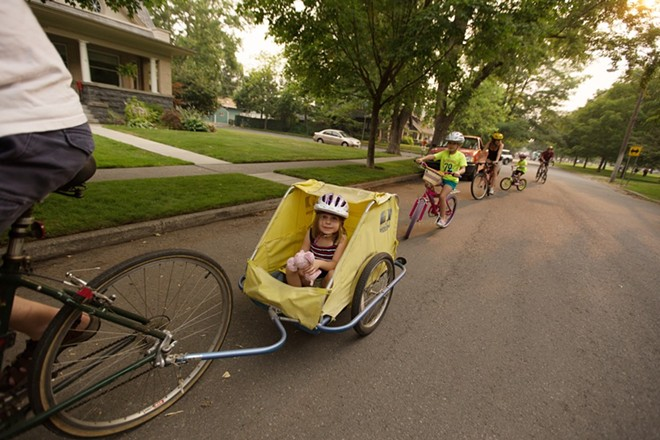 Summer Parkways returns to Manito and Comstock Parks on Wednesday, June 21. - YOUNG KWAK PHOTO