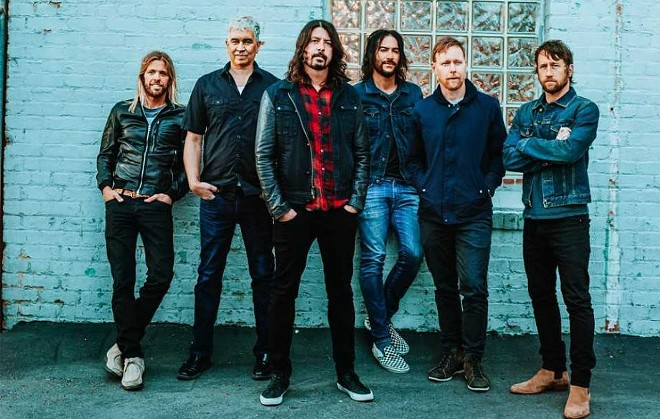 On Dec. 4, Foo Fighters will play in Spokane for the first time in more than 14 years.