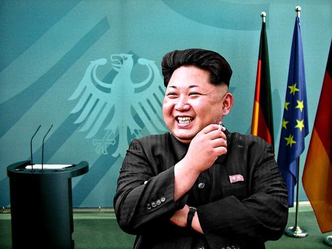 Kim Jong-un, North Korea's Supreme Commander of the Armed Forces - CC BY-SA 2.0