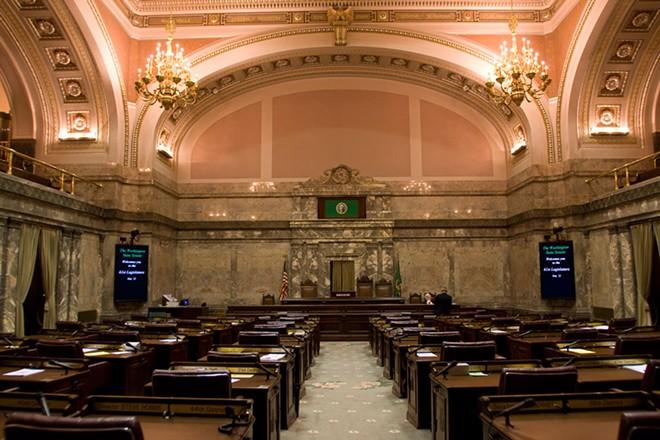 The Washington Legislature avoided a budget disaster.